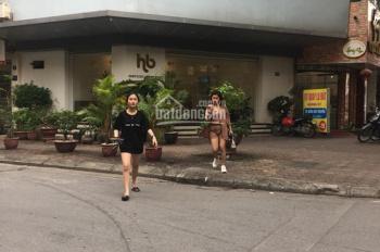 Cho thuê căn nhà mặt phố Hào Nam, 58m2 x 4,5T, mặt tiền rộng, vỉa hè rộng bán được cafe, ăn uống