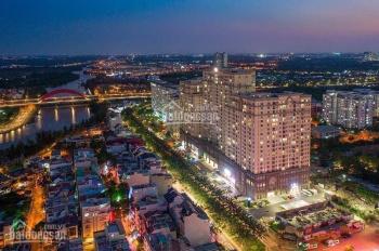 Chính chủ cho thuê CH Saigon Mia, 1PN, giá 9tr/th, NTCB rèm, máy lạnh, LH: 0934497738