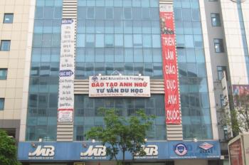Cho thuê văn phòng phố Trần Thái Tông, giá từ 200ng/m2/th, diện tích 150 - 250m2, LH 0906011368
