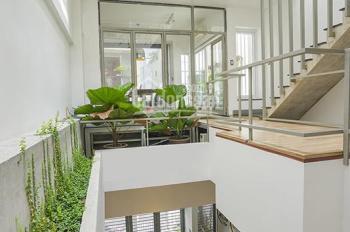 Bán nhà mặt tiền đường Đặng Dung, p. Tân Định, Quận 1, DT 8x20m, hầm + 3 tầng, HĐT 180 triệu/tháng
