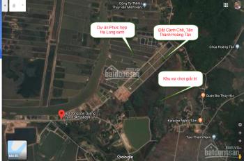 Bán đất quy hoạch Cành Chẽ, Tân Thành xã Hoàng Tân, Quảng Yên, Quảng Ninh