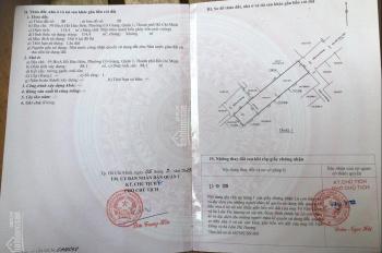 Bán nhà nát giá rẻ Quận 1, P. Cô Giang, đường Hồ Hảo Hớn