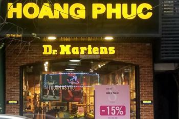 Cửa hàng mặt Phố Huế - quận Hoàn Kiếm, cách Hồ Gươm 500m
