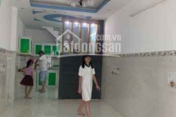 Cho thuê nhà nguyên căn đường ô tô 1 trệt 2 lầu gần Phú Mỹ Hưng