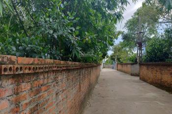 Bán đất thôn Sen Trì, xã Bình Yên, Thạch Thất. Diện tích 162m2, cần tiền bán gấp giá rẻ