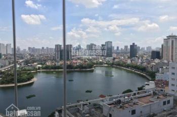 Duy nhất! Căn 100m2 view trọn hồ Hoàng Cầu, 2 ngủ 2 vệ sinh, 4,99 tỷ bao phí, có gia lộc cho khách