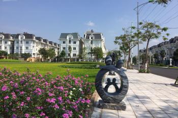 Cần bán lô biệt thự duy nhất hướng Đông Nam thông 2 mặt cực thoáng mát, cách cổng chính chỉ 20m