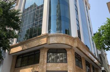 Cho thuê nhà mặt phố Hoà Mã, Hai Bà Trưng, DT 120m2, MT 20m, xây 9 tầng, 1 hầm. LH: 0399909083