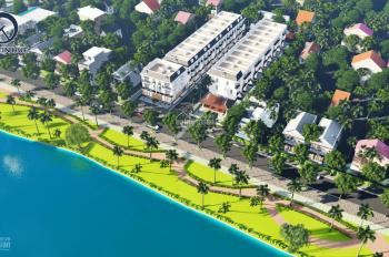 Nhà phố ven sông 3 tầng kiến trúc Pháp, ngay trung tâm bờ bắc TP Huế, số lượng chỉ 22 căn