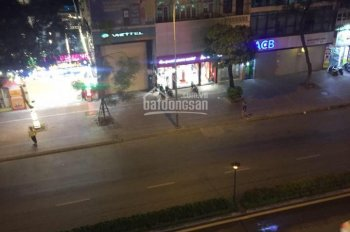 Bán nhà mặt phố Ngô Gia Tự diện tích lớn kinh doanh siêu thị nhà hàng ngân hàng, LH 0965811975