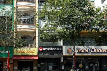 Chính chủ cần bán nhà mặt tiền Nguyễn Trãi, P. 2, quận 5, DT: 4 x 17m, 5 tầng mới, giá: 22 tỷ