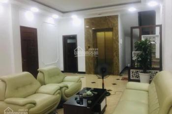 Nhà mặt phố Định Công Thượng, 90m2 x 5 tầng, thang máy, vỉa hè đá bóng. Giá 9,3 tỷ