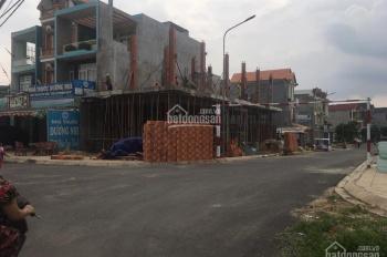 Cần cho thuê mặt bằng sắp hoàn thiện, nhà 1 trệt 2 lầu, lô góc, 2 mặt tiền đường chính kinh doanh