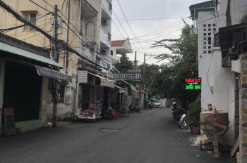 Hot bán nhà góc 2 MT, đường Huỳnh Văn Bánh, P13 quận Phú Nhuận, DT: 4,5X13m, nhà 1 lầu, giá 7.1 tỷ
