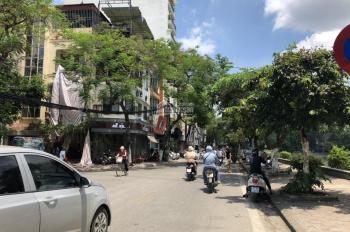 Bán nhà mặt phố Hồ Đắc Di, Đống Đa, Hà Nội, 25m2, 5 tầng, lô góc, vị trí cực đẹp
