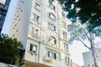 Cho thuê giá rẻ MT đẹp Tú Xương, Q3. 6x40m (NH 10m - 3 lầu nhà mới), vị trí siêu hot