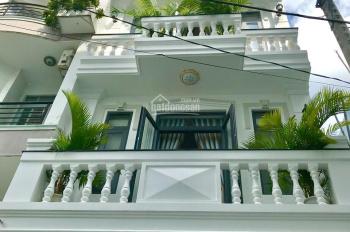 Chính chủ bán nhà mới đẹp 1 trệt 3 lầu, DT 4x15m tại Gò Vấp, HCM. LH 0947373538 chị Liên