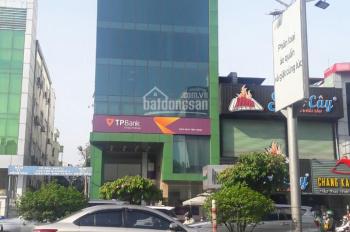Cho thuê nhà mặt tiền Hoàng Văn Thụ, Phường 4, Quận Tân Bình, DT: 4.5x19m Trệt 5 Lầu Giá thuê : 60