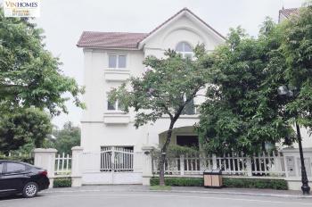 Chính chủ bán gấp biệt thự đơn lập Bằng Lăng Vinhomes Riverside DT 348m2, LH: 077.222.1881