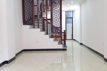 Bán nhà ngõ 115 Nguyễn Văn Trỗi, 50m2x4T xây mới ô tô đỗ gần nhà, thoáng trước sau, giá 3.85 tỷ
