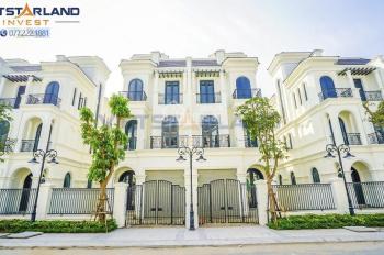 Chính chủ bán biệt thự song lập giá rẻ nhất Vinhomes Ocean Park, Lh: 0772221881