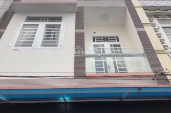 Nhà 40m2. Trệt, 2 lầu, Sân thượng. Phạm Quý Thích, P. Tân Quý, Q. Tân Phú