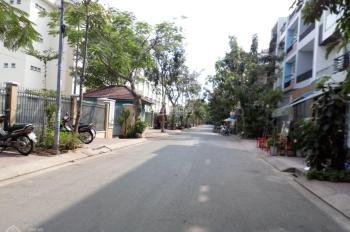 Lô đất 2 mặt tiền khu dân cư Bình Lợi, P13, Bình Thạnh DT 16.5x11.2m vạt góc CN 183.6m2 chỉ 68tr/m2