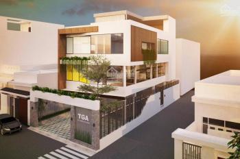 Bán gấp biệt thự tuyệt đẹp căn góc 2MT Trần Kế Xương P.7 Phú Nhuận ,(10m x 21m) Giá 33 tỷ TL