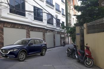 Bán nhà 5 tầng, An Dương Vương, Phú Thượng, DT 40m2, ngõ ô tô tránh nhau, kinh doanh tốt, 3.55 tỷ