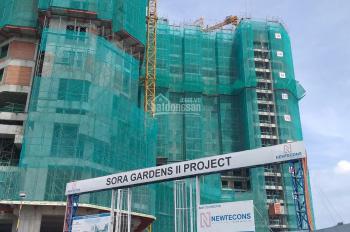 Bán Dự án chung cư Sora Gardens 2 chủ đầu tư Tokyu,Thành phố mới Bình Dương,2PN,2WC,79m2,giá 2ty5