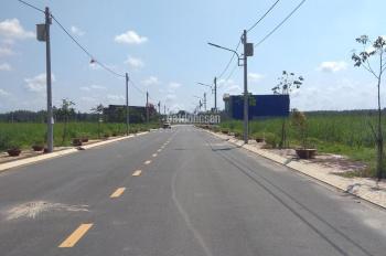 Đất Chơn Thành 150m2 thổ cư/430 triệu, mặt tiền Quốc lộ 14 tiện buôn bán