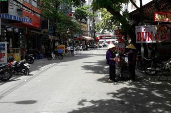 Bán nhà mặt phố Yên Hòa, kinh doanh, ô tô tránh, 46 m2, mt 4 mét, giá 7.x tỷ