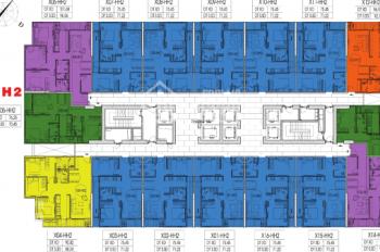 Cần bán căn 1603 tòa HH2, chung cư 90 Nguyễn tuân, dt: 71,22m2, giá : 30tr. LH: 0971285068