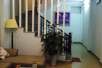 Bán nhà ngõ 121 Kim Ngưu, 4 tầng, mặt tiền 4m