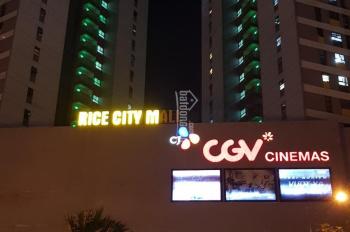 Bán căn hộ Rice City Tây Nam Linh Đàm giá 1,55 tỷ 2 PN 2 vệ sinh full nội thất