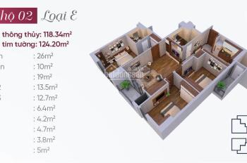 Gia đình cần bán gấp căn 118m2 3pn giá 31tr view trọn Hồ Tây tòa N03T7 Ngoại Giao Đoàn 0988468135