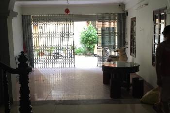 Tòa nhà ngõ 554 Nguyễn Văn Cừ, Long Biên, DT 90m2 x 5T, giá 25tr/th