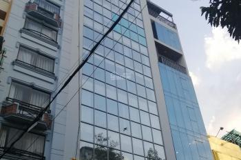 Building văn phòng Mặt tiền Trần Hưng Đạo, Bến Thành Q1. Diện tích : 9x23m, 8 tầng thang máy