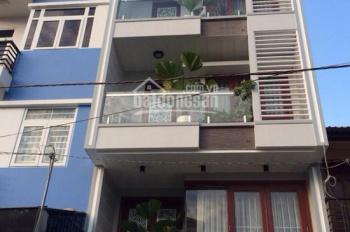 Bán nhà 4 tầng hẻm 6m, Lê Văn Sỹ, Q. 3, DT 4.5 x 16m, giá 12.4 tỷ. LH 0902.829.660