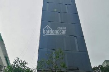 Building mới 100%, MT Cao Thắng Q3, DTSD: 982m2. Hầm 6 tầng thang máy PCCC kinh doanh đa ngành