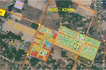 Bán gấp cặp nhà vườn đường 26m(300m2) dự án HUD, Nhơn Trạch, giá: 7tr/m2, 0915 717 345
