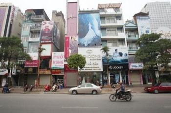 Cho thuê cửa hàng mặt phố Nguyễn Khánh Toàn 60m2 mặt tiền 4,5m giá thuê 25tr. LH: 090 482 6482