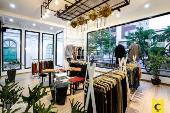 Cho thuê nhà MP Lạc Trung, DT 80m2 x 5 tầng, MT 6*13m, tiện kinh doanh tất cả các mặt hàng
