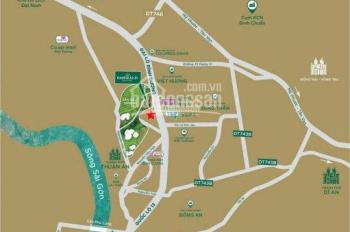 Emerald Golf View Thuận An Bình Dương, đầu tư lợi nhuận khủng, ưu đãi cao trực tiếp CĐT