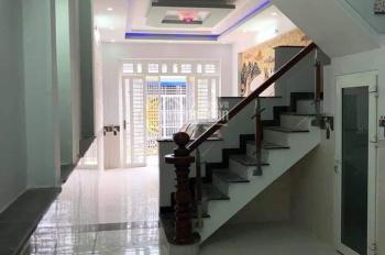 Kẹt tiền cần bán gấp nhà đẹp mới xây, đường thông thoáng, đường Số 10, Bình Hưng Hòa B, Bình Tân