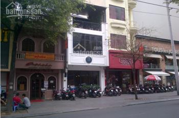 Bán nhà mặt tiền Lê Hồng Phong, P3, Q5 DT 4.7x12m, hầm 6 lầu, giá chỉ 19tỷ