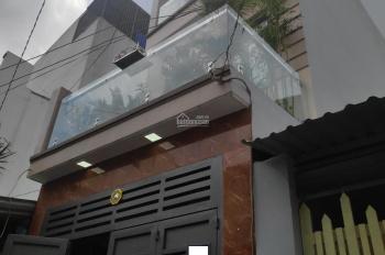 Bán gấp nhà đúc mới 1 trệt 2 lầu hẻm Nguyễn Duy Cung Gò Vấp,diện tích sàn 95.2m2, giá 4 tỷ
