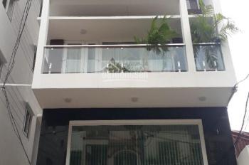 Nhà bán Bình Thạnh, phường 13, đường Đặng Thùy Trâm, DT: 5x13m, 7.5 tỷ, T + L