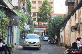Bán nhà Dương Quang Đông, P. 1, Q. 8; trệt + lầu; DT: 3,8 x 15m; giá: 3,25 tỷ TL (đang cho thuê)
