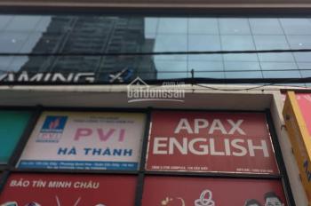 Bán nhà MP Chường Trinh, KD sầm uất, vỉa hè ô tô đỗ thuộc diện hiếm, độc 89m2,5T chỉ 18.5 tỷ